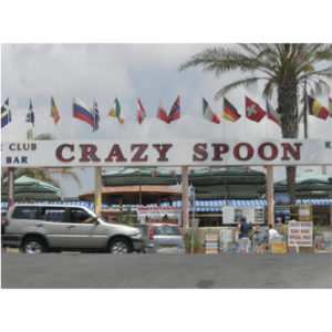 Crazy Spoon Snooker Club – Paphos