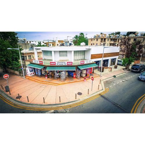 Crossroad Kiosk – k. Paphos