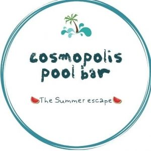 Cosmopolis pool bar - Limassol